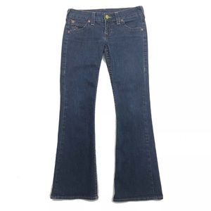True Religion Womens Size 29 Bobby Boot Cut Jeans